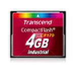 Transcend CF170 Industrial Flash-Speicherkarte 4 GB TS4GCF170