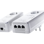 Devolo dLAN 500 AV Wireless+ Starter Kit - Bridge - 3-Port-Switch 1825