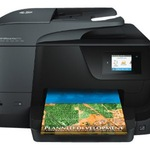 HP Officejet Pro 8710 All-in-One Tintenstrahl