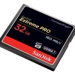SanDisk Extreme Pro - Flash-Speicherkarte - 32 GB SDCFXPS-032G-X46