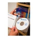 Verbatim BD-R XL 100GB 5er Jewel Case bedruckbar Inkjet weiß