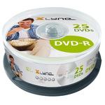 Xlyne DVD-R 4,7GB/120 Min 25er Spindel 2025000