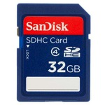 Sandisk SD (Secure Digital) 32GB SDSDB-032G-B35 SDHC Class 2