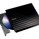 ASUS SDRW 08D2S-U LITE - Laufwerk - DVD±RW (±R DL) / DVD-RAM 90-DQ0435-UA221KZ