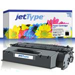 jetType Toner kompatibel zu HP Q7553X 53X