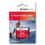 AgfaPhoto Flash-Speicherkarte 8 GB 10433