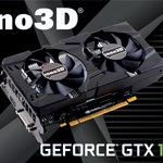 Inno3D Geforce GTX 1050Ti 4 GB N105T-1DDV-M5CM