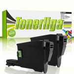 Cartridgeweb Toner Doppelpack kompatibel zu Kyocera/Mita 1T02M70NL0 TK1125