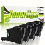 Cartridgeweb Toner 4er-Pack kompatibel zu Kyocera/Mita 1T02M70NL0 TK1125