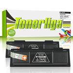 Cartridgeweb Toner Doppelpack kompatibel zu Kyocera/Mita 1T02MJ0NL0 TK1130