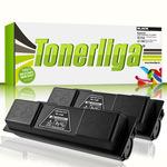 Cartridgeweb Toner Doppelpack kompatibel zu Kyocera/Mita 1T02ML0NL0 TK-1140
