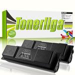 Cartridgeweb Toner Doppelpack kompatibel zu Kyocera/Mita 1T02H20EU0 TK130