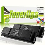 Cartridgeweb Toner Doppelpack kompatibel zu Kyocera/Mita 1T02LY0NL0 TK160