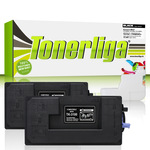 CartridgeWeb Toner Doppelpack kompatibel zu Kyocera/Mita 1T02MS0NL0 TK-3100