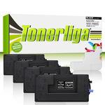 Cartridgeweb Toner 4er-Pack kompatibel zu Kyocera/Mita 1T02MS0NL0 TK-3100