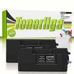 Cartridgeweb Toner Doppelpack kompatibel zu Kyocera/Mita 1T02MT0NL0 TK3110