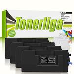Cartridgeweb Toner 4er-Pack kompatibel zu Kyocera/Mita 1T02MT0NL0 TK3110