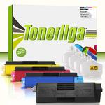 Neu Toner Set ersetzt Kyocera TK-580 BK / C / M / Y für FS-C5150 P6021