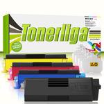 CartridgeWeb Alternativ zu Kyocera/Mita TK590 Toner Multipack BK/C/M/Y