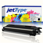 jetType Toner kompatibel zu Brother TN-135BK