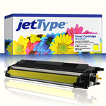 jetType Toner kompatibel zu Brother TN-135Y