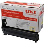 Oki Trommel-Kit 43870021