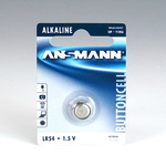 ANSMANN - Batterie LR54 Alkalisch 1er Blister