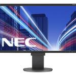 Schwarz MultiSync NEC 22 Zoll TFT-Monitor E224Wi