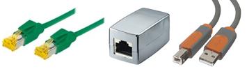 Kabel und Adapter