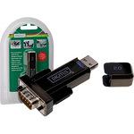 DIGITUS Serieller Adapter - USB - RS-232 DA-70156