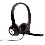 Logitech ClearChat Comfort USB - Kopfhörer ( Ohrenschale ) 981-000015