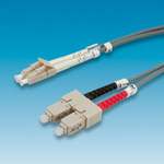 Roline Fibre Optic Jumper Cable, ROTRONIC, 21.15.9850
