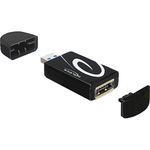DeLOCK USB 3.0 to eSATAp adapter, 61776