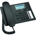 Deutsche Telekom Concept PA415 - Telefon mit Schnur mit Beantwortungssystem - Schwarz 40255857