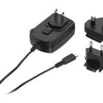 RIM BlackBerry Micro-USB International Charger - Netzteil ASY-18080-003