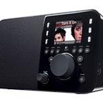 Logitech Squeezebox Radio - Netzwerk-Audioplayer - Schwarz 930-000102
