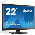 Iiyama ProLite E2280WSD-1, PL E2280WSD-B1