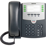 Cisco Small Business Pro SPA 501G - VoIP-Telefon - SIP, SIP v2, SPCP SPA501G