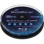 MediaRange 10pack spindle MR495