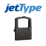 jetType color ribbon compatible with Oki 01126301