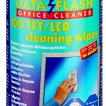 DATA FLASH cleaning wipes wet