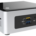 INTEL Next Unit of Computing Kit NUC5CPYH Keiner.