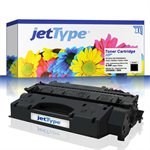 jetType Toner kompatibel zu HP CE505X 05X
