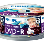 Philips DVD-R 4,7GB/120 Min 25er Spindel