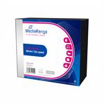 Mediarange CD-R 700MB/80 Min 10er Slim Case