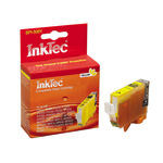 InkTec ink compatible with Canon CLI8Y