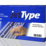 jetType drum compatible with Brother DR230CL