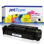 jetType Toner kompatibel zu HP CC530A 304A