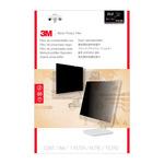 3M PF230W9 Blickschutzfilter Black für 58,4cm (23,0