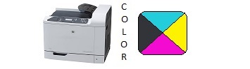 Laser/LED Printer Color